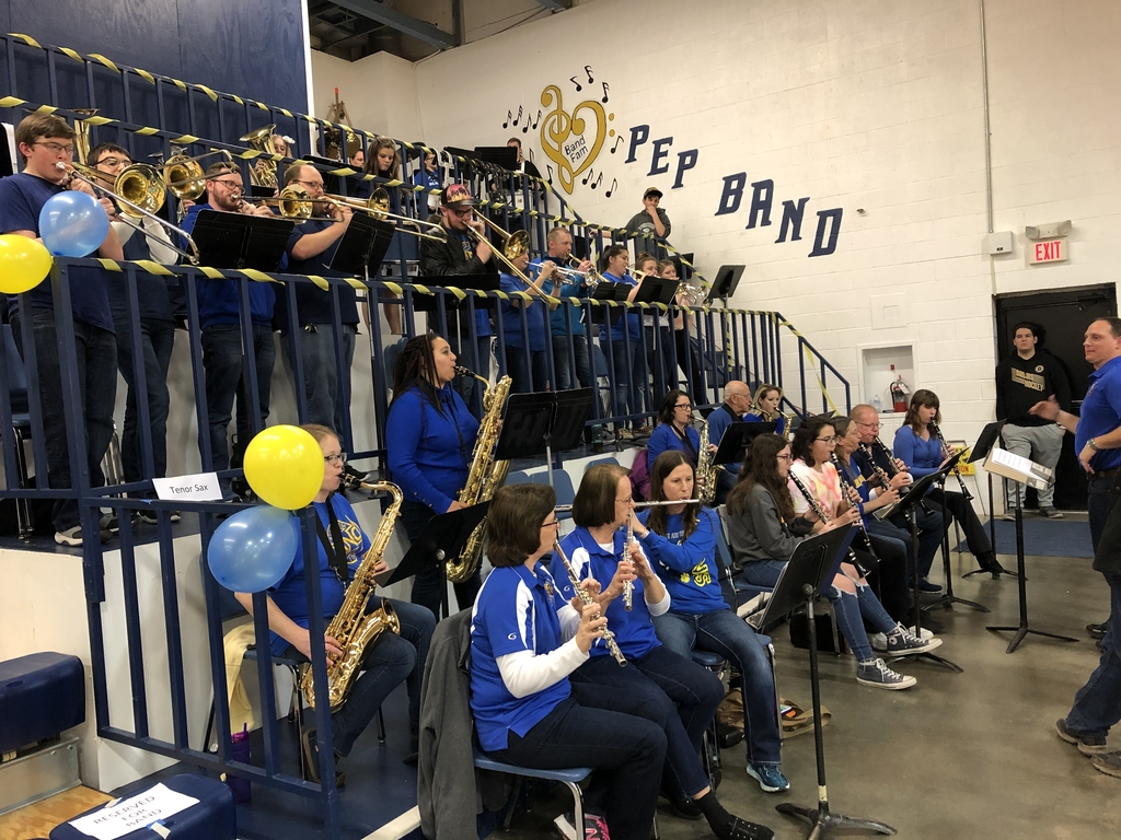 Homecoming Alumni Band