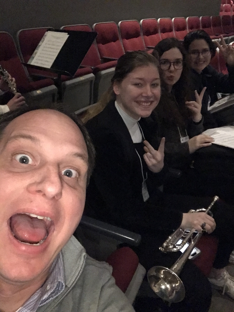 WSU Honor Band 2020!